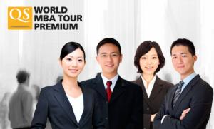 """Виставка бізнес-освіти """"qs world mba tour"""